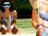 Honey Birdette Anyone for tennis?