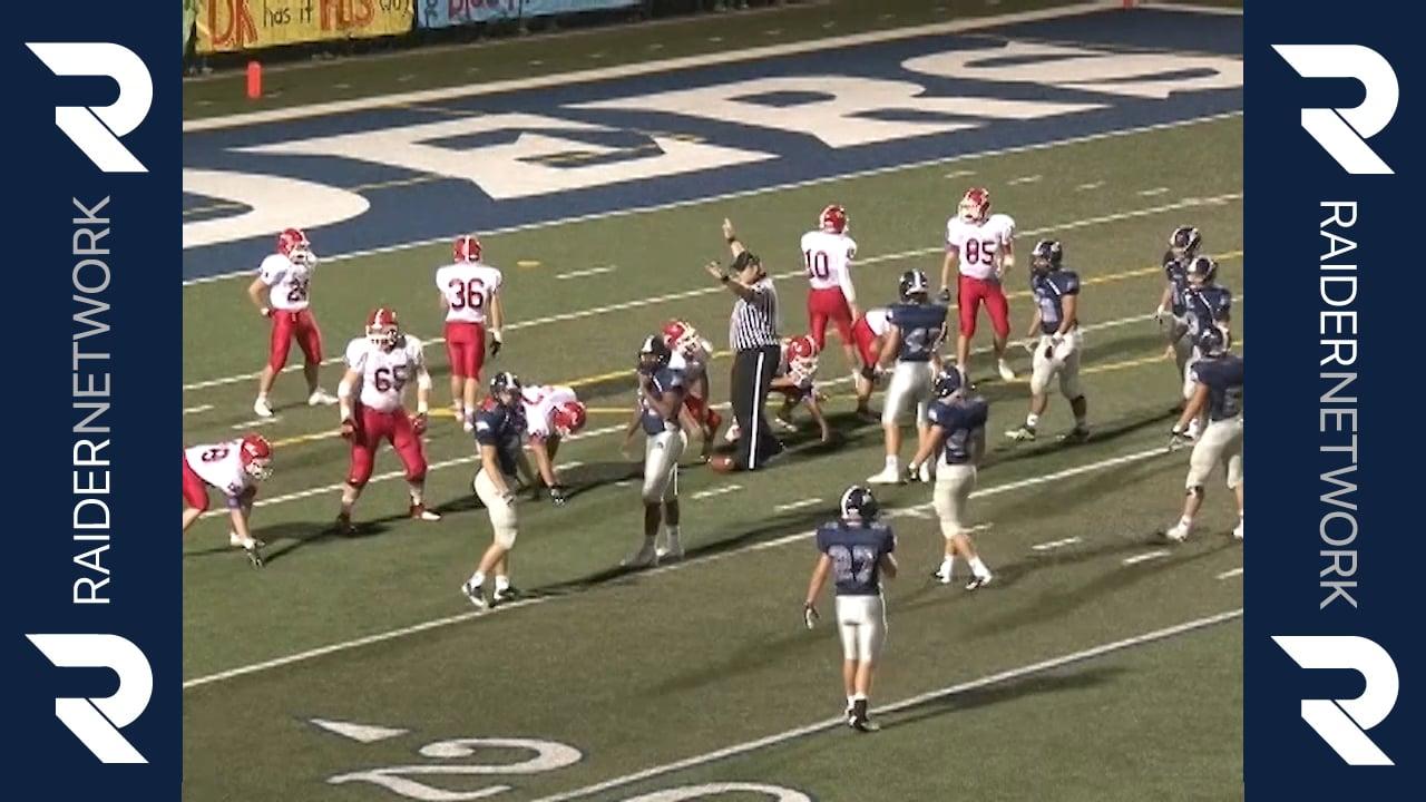 Varsity Football vs Jackson Prep - 10-11-13