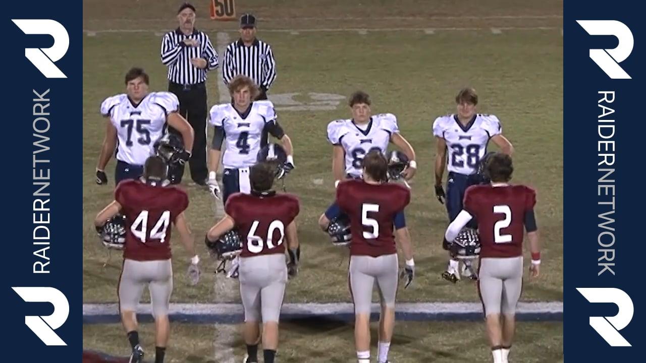 Varsity Football vs Mag Heights - 10-19-12