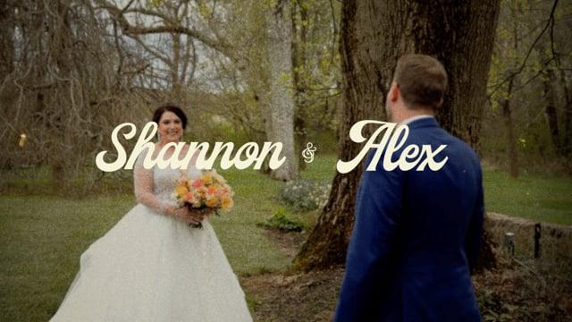 Shannon & Alex