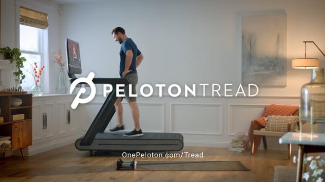 Peloton Tread_Engineered To Take You_15
