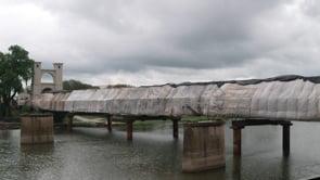 Waco Suspension Bridge Update