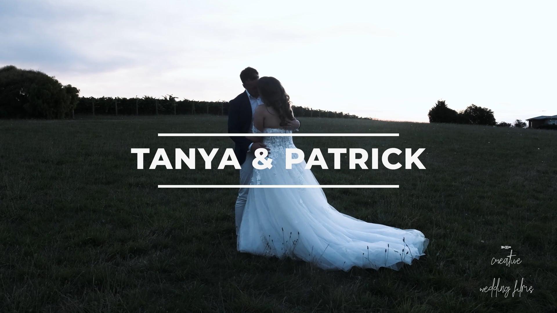 Tanya & Patrick Wedding Highlights Film