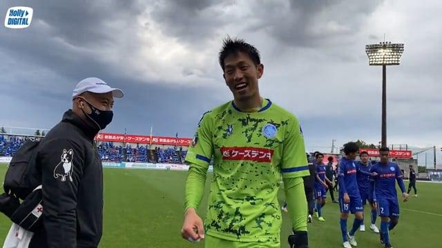 【第11節vs.長崎】ホーリーくん&広報カメラ
