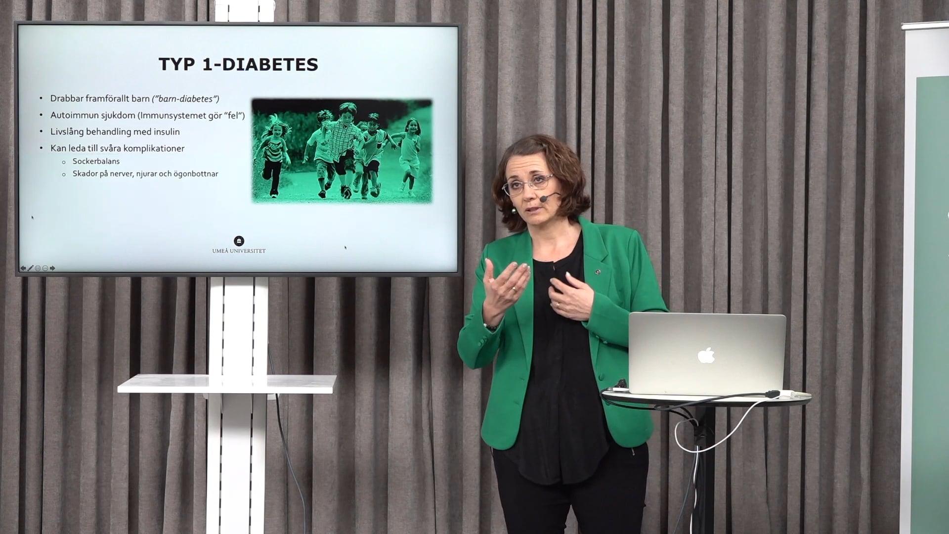 Film: Hur immunsystemets influencers påverkar diabetes
