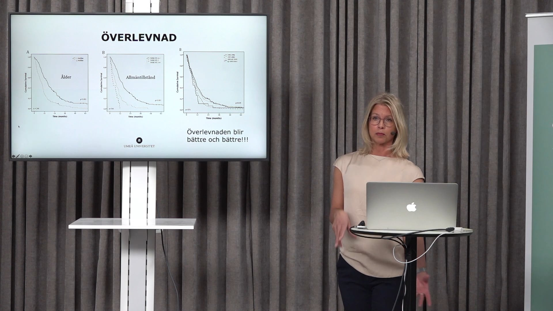 Film: Maria Sandström: Hjärntumörer – stor utmaning i känsligt organ