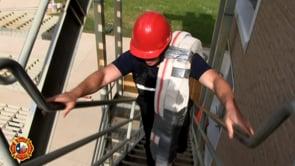 Waco Fire Department Agility Course