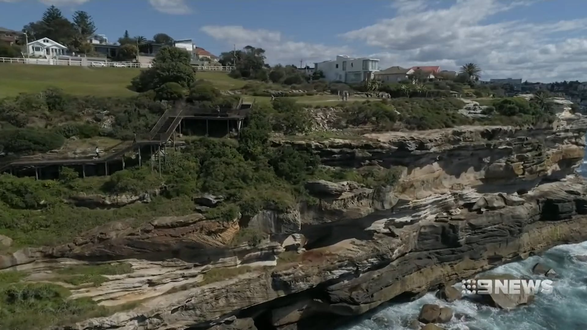 Bondi to Coogee Walk - Remediation Works by Hibernian Contracting.mp4