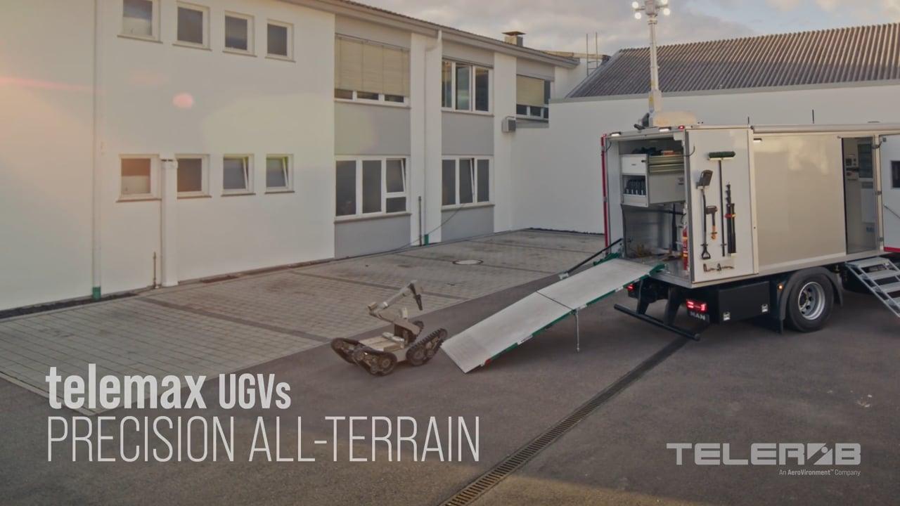 Telerob UGV Overview