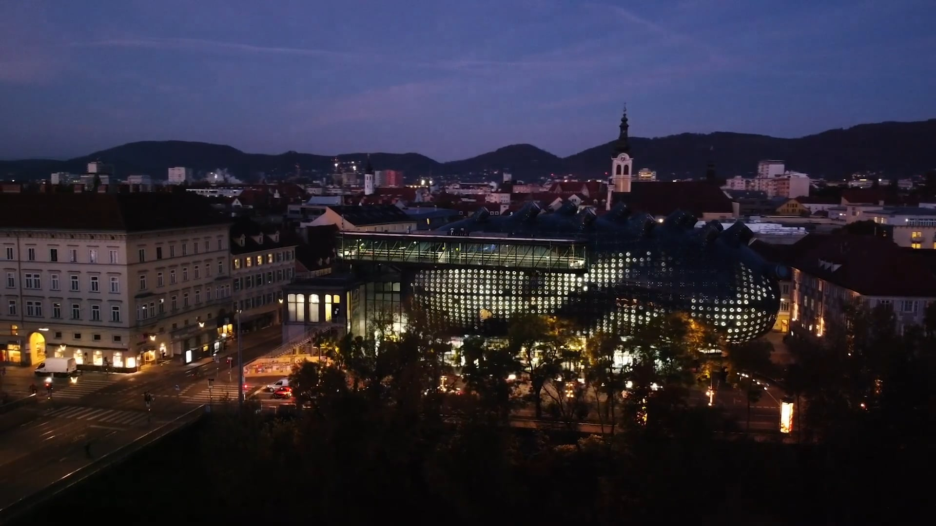 Zumtobel: Kunsthaus Graz