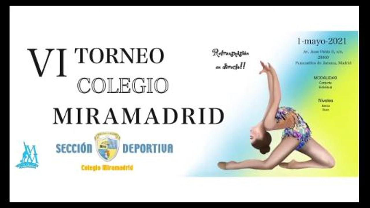 VI Torneo Gimnasia Rítmica Colegio Miramadrid