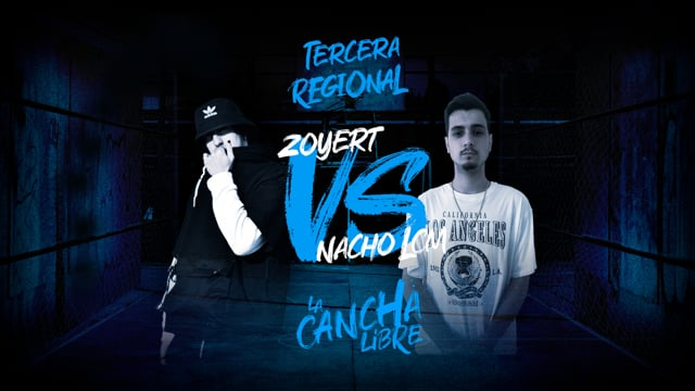 La Cancha Libre | Semifinal | Nacho LCM vs Zoyert