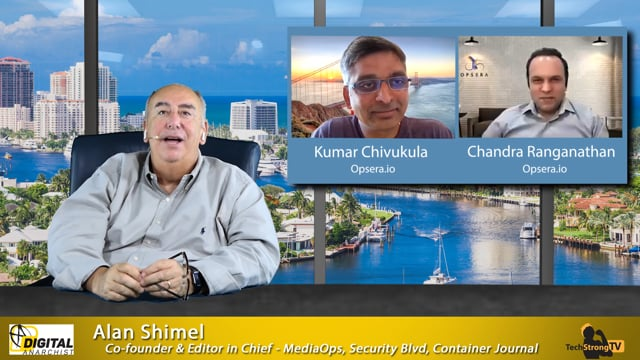 Software Delivery - Chandra Ranganathan & Kumar Chivukula, Opsera