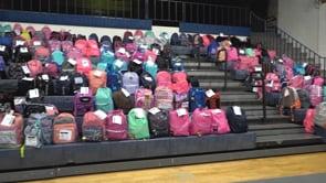 Christmas Backpacks