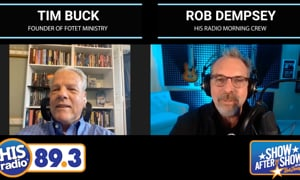 Focus on the end times Tim Buck