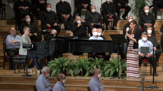 Kentucky Baptist Men's Chorale and Tennessee Men's Chorale Concert