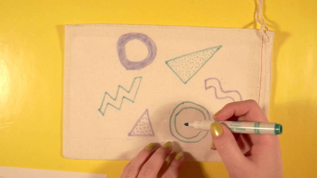 Make Something Sunday To Go: Jean Dixon and Dot Designs
