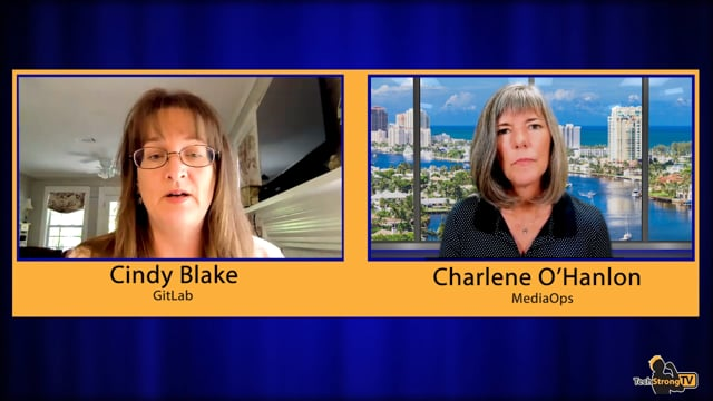 State of DevSecOps Report - Cindy Blake, Gitlab