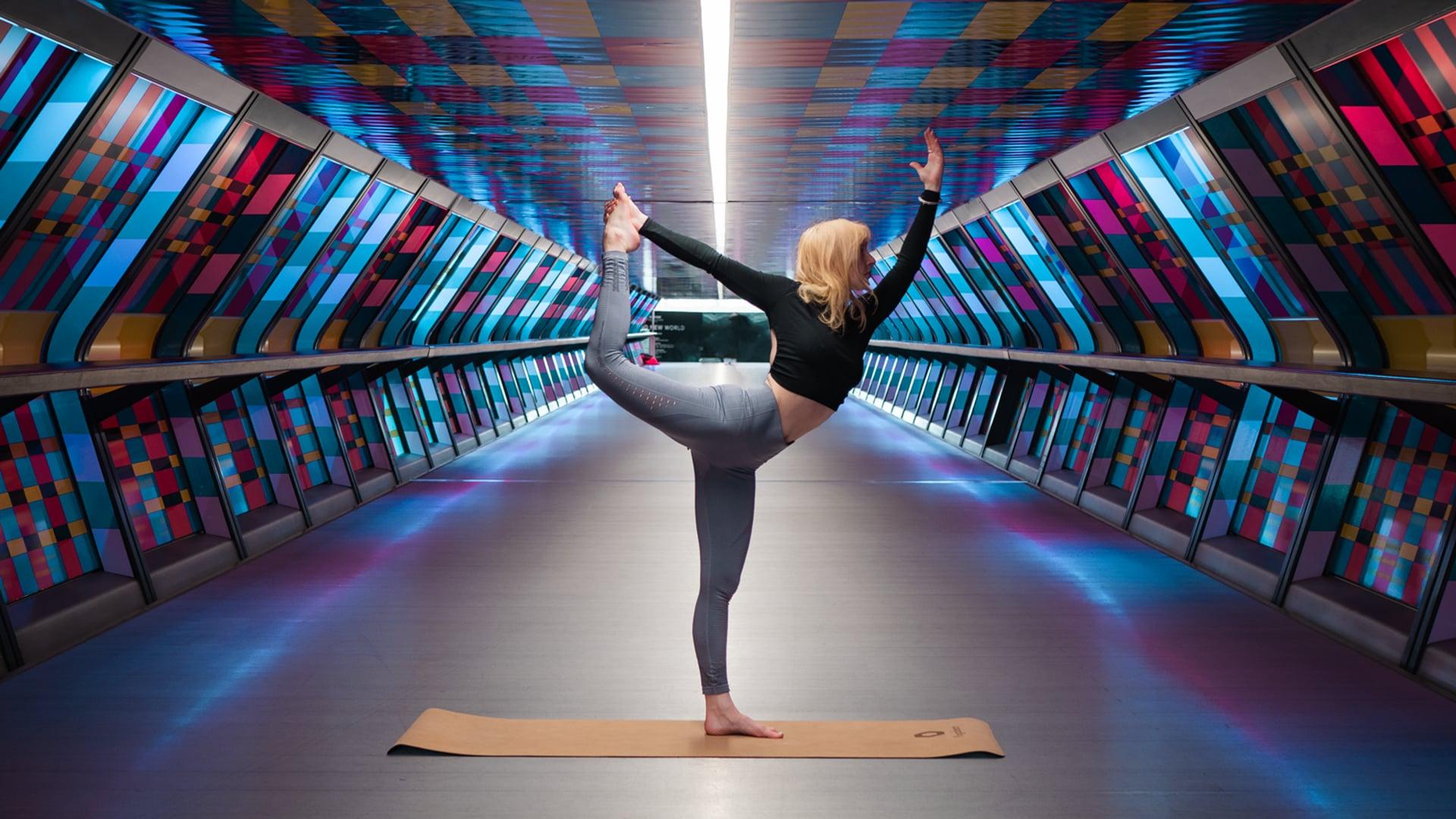 Yoga Bear Mats x DvG