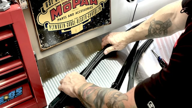 How To: Change A Wiper Blade