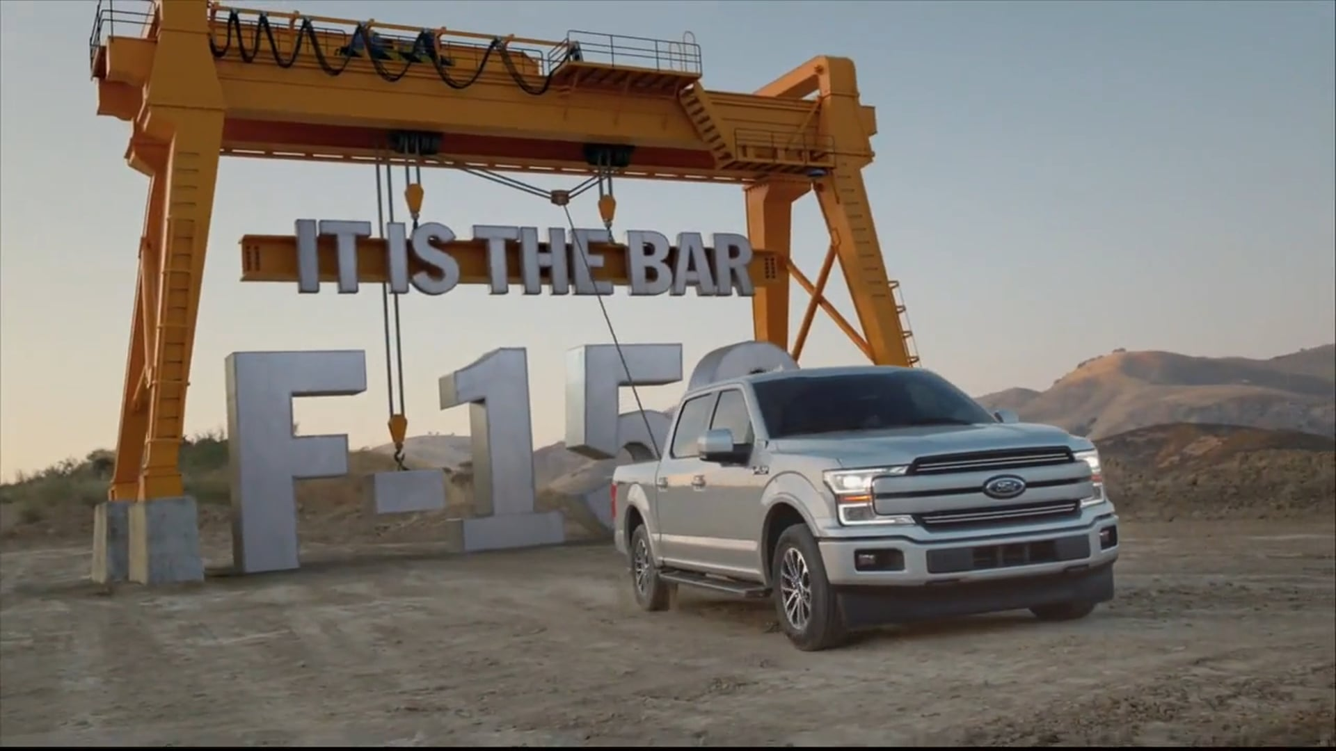 2018 Ford F-150 Commercial