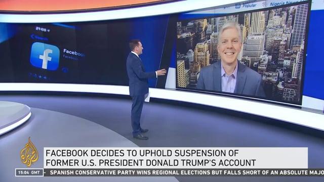 Al Jazeera: 05/05/21