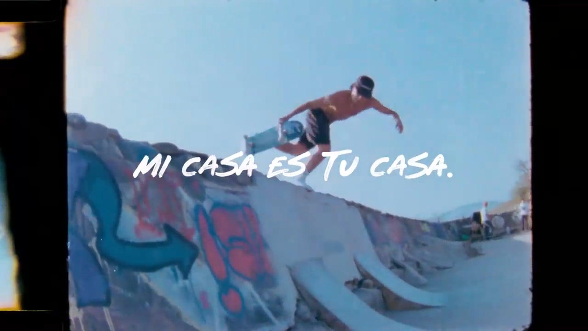 VANS | MI CASA ES TU CASA | CHILE