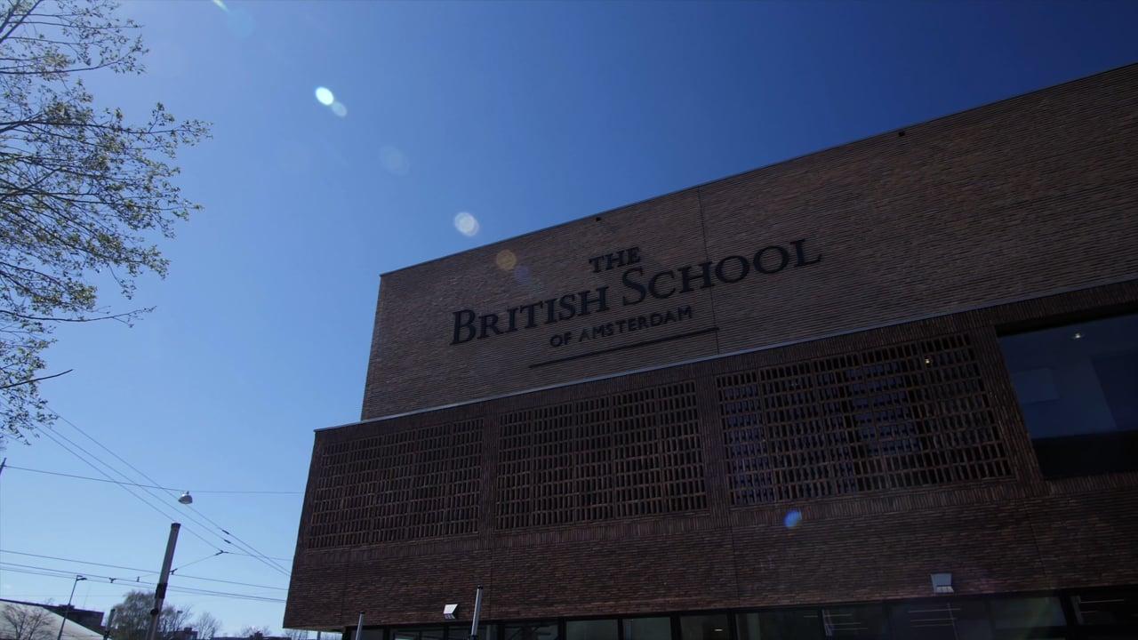 2021 The British School of Amsterdam