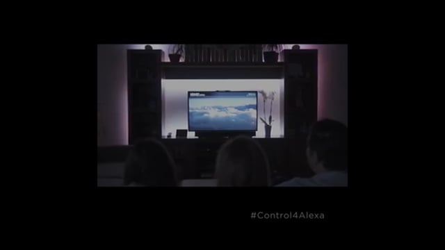 Movie Night With Alexa and the Smart Home