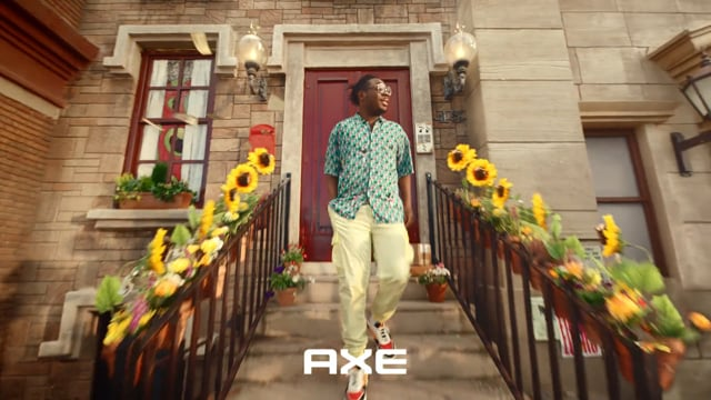 AXE The Walk
