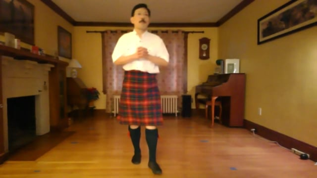 Beginner Scottish Country Dancing