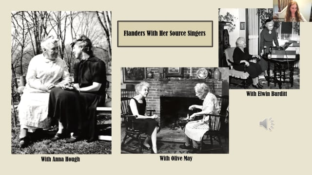 New England Women Song Collectors of the 20th Century