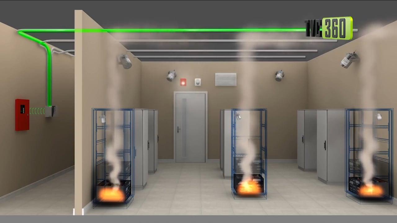 Stat-X Fire Suppression System