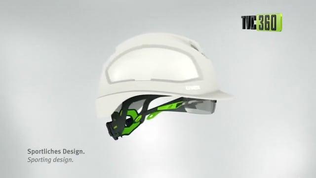 Safety Helmet (UVEX)