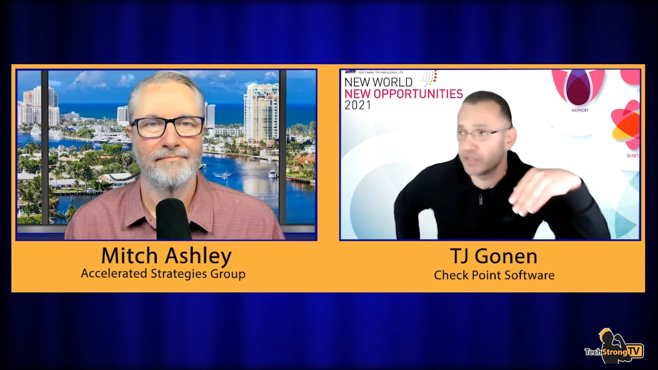 Managing Cloud Security – TJ Gonen, Check Point Software