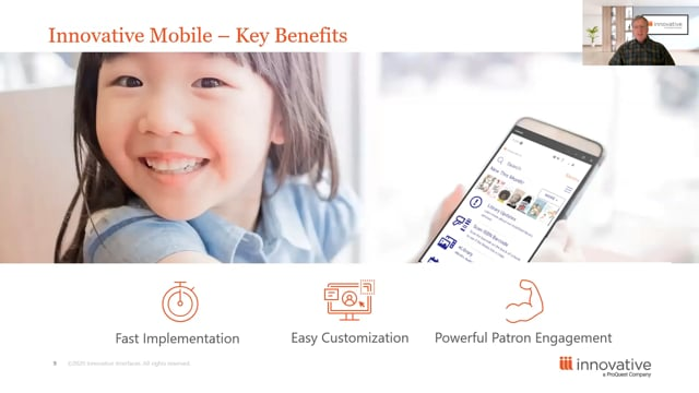 Webinar: Innovative Mobile: There's an App for That!