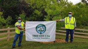 31st Year Waco Named Tree City
