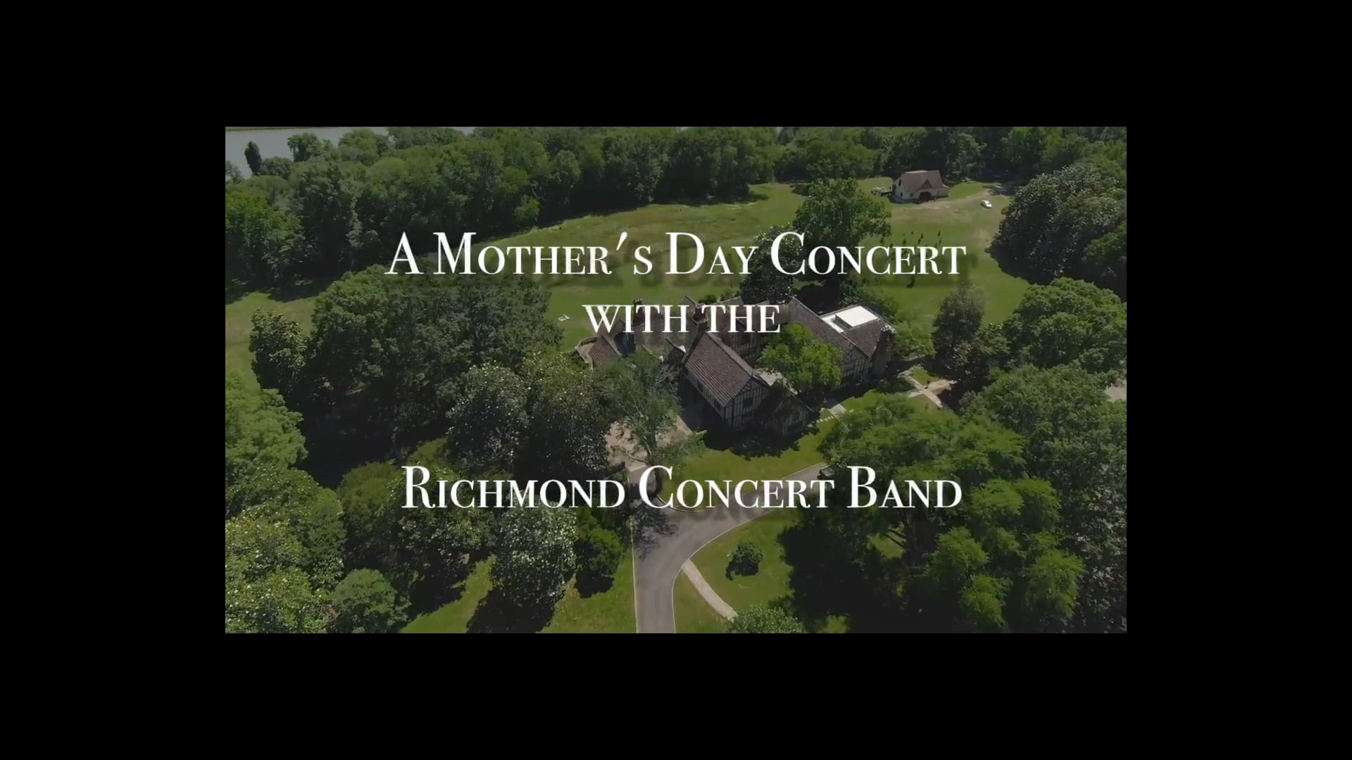 Mothers Day with the Richmond Concert Band