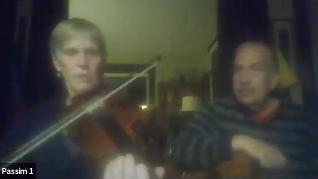 Old Style Cajun Fiddle