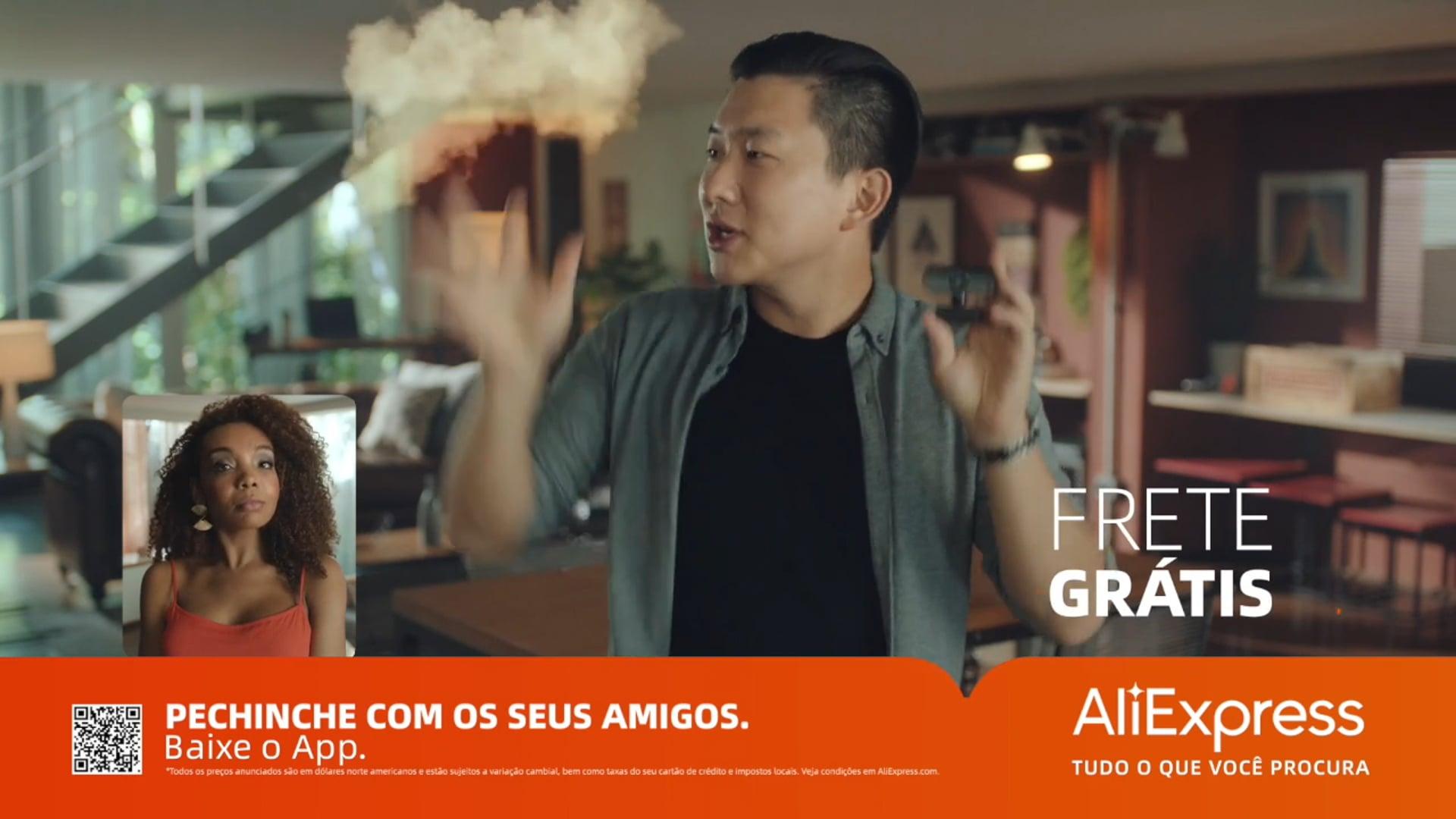 Aliexpress | Campanha Slash