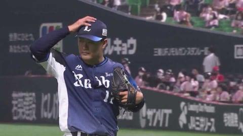 【6回裏】ライオンズ・松本が6回無失点の好投をみせつける!! 2021/5/8 H-L