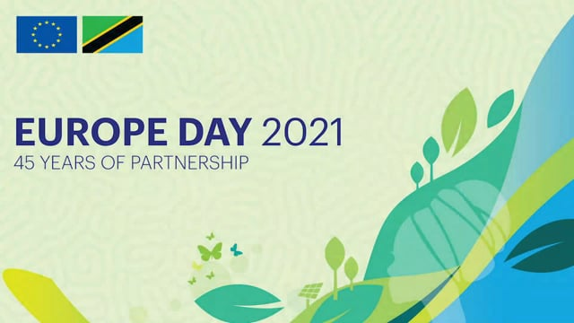 Europe Day 2021 - From Tanzania to the World