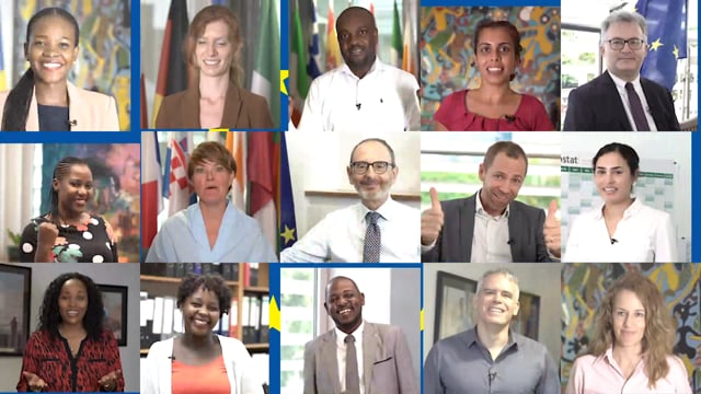 Happy Europe Day 2021 - From Tanzania to the World