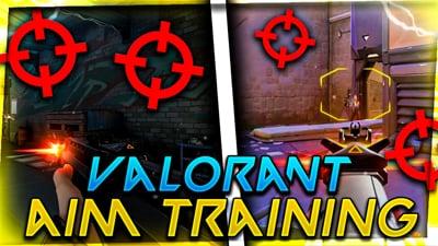 Improving at Valorant - Aim