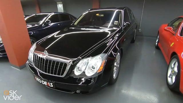 MAYBACH 57S - BLACK - 200...