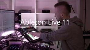 Ableton Live 11 | Obsługa nowych funkcji i efektów