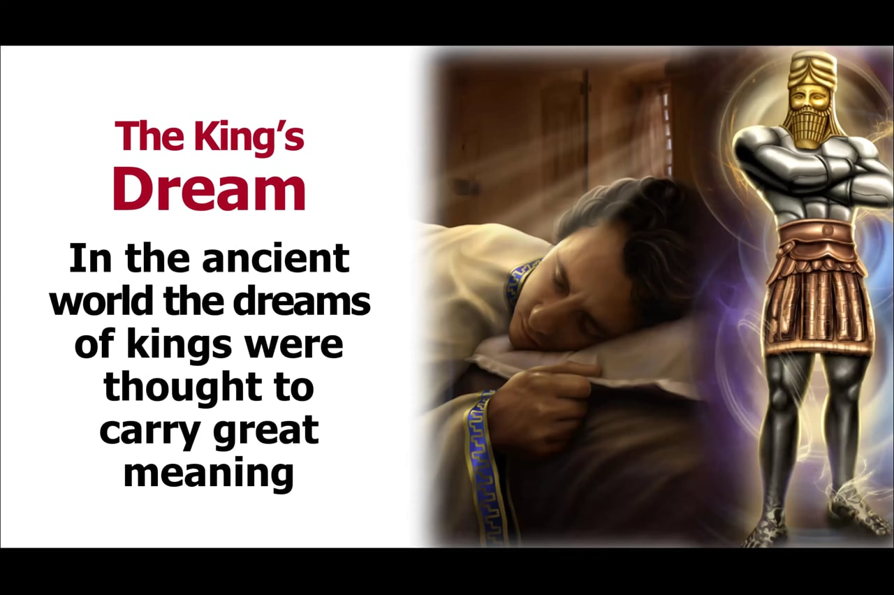 Daniel 2: The King's Dream of What Is to Come