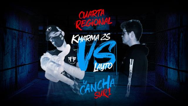 La Cancha Sur 1 | Cuartos | Layto vs Kharma