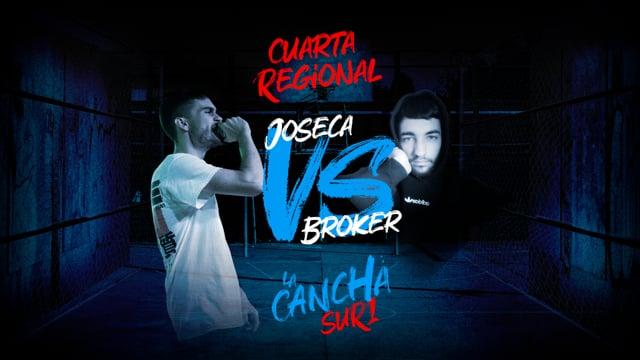 La Cancha Sur 1 | Cuartos | Broker vs Joseca