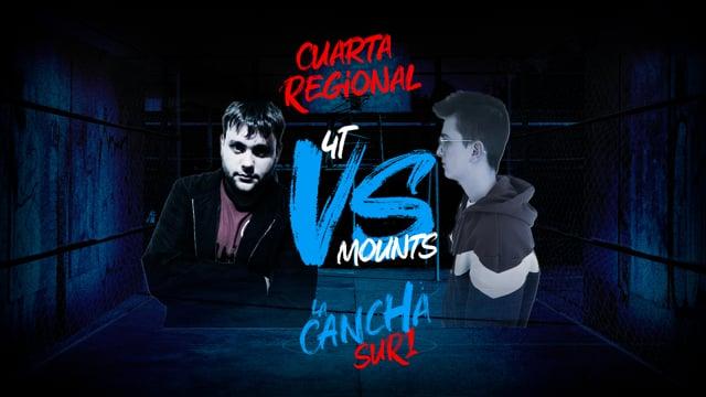 La Cancha Sur 1 | Octavos | 4T vs Mounts